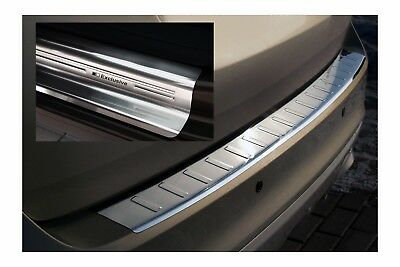 Door Sill and Loading Area Protector Fits For VW CADDY 3 III 2K