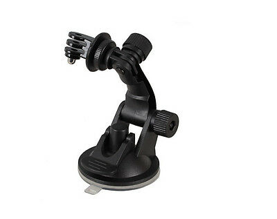 Car Windshield Suction Cup Mount Stand Holder GoPro Hero 1 2 3 3+ 4 5 6 Camera.