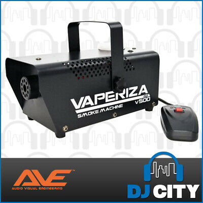 Fog Smoke Machine Fogger 500 Watt AVE Party Club Disco DJ Effect Includes 250...