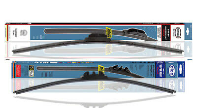 TOYOTA PREVIA 2000-2006 super flat windscreen WIPER BLADES 28''18''