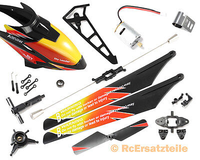 HMF parti di ricambio per Monstertronic MT400 RC elicottero,come rotori