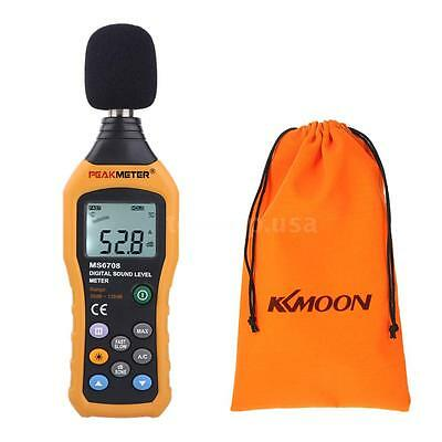 Digital Sound Pressure tester Level Meter 30dB-130dB Decibel Noise Measurement