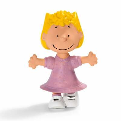 Schleich Peanuts Collection - Sally 5.5cm Hand Painted Figure