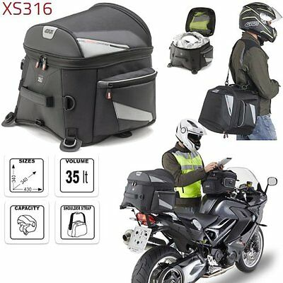 GIVI XS316 Xsream tail bag 35 litre
