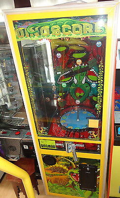 Dinoscore Arcade Game Redemption Coin-Op by Planet Earth tokens tickets Works