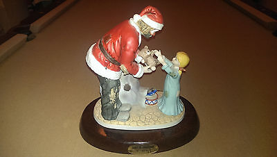 """Emmett Kelly Jr. Signature Collection """"Spirit of Christmas"""",First Edition-1983"""