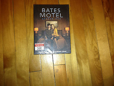 Complete First Season 1 One DVD Sealed NEW BATES MOTEL