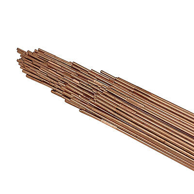 400g Pack - 2.4mm PREMIUM Mild Steel TIG Filler Rods -ER70S-6 Welding Wire