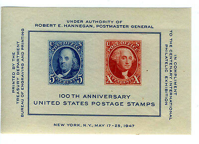 ESTADOS UNIDOS/USA 1947 MNH SC.948 CIPEX,Philatelic Exhb.