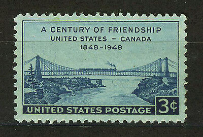 ESTADOS UNIDOS/USA 1948 MNH SC.961 US-Canada friendship