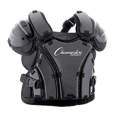 Champion Sports Armor Style Chest Protector P230 Chest Guard NEW