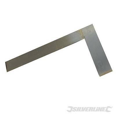 100mm Engineers Square Silverline Free Post