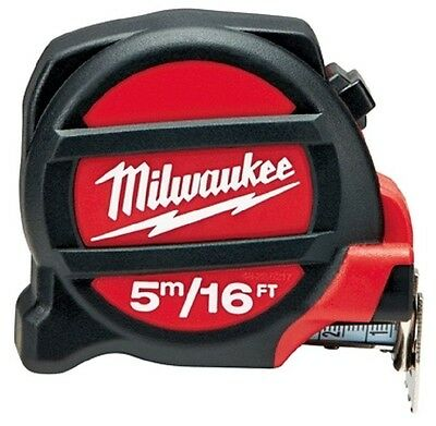 Milwaukee 48-22-5217 5m/16 ft. Non-Magnetic Tape Measure