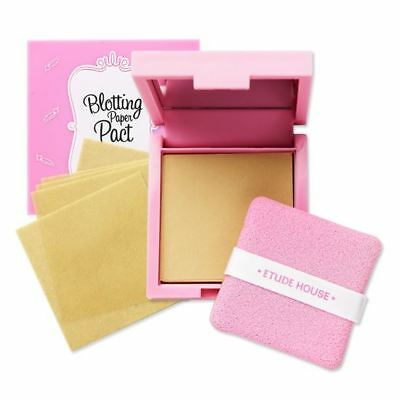 UK Seller Korea Etude House Oil Control Paper Pact 50 sheets Blotting Paper