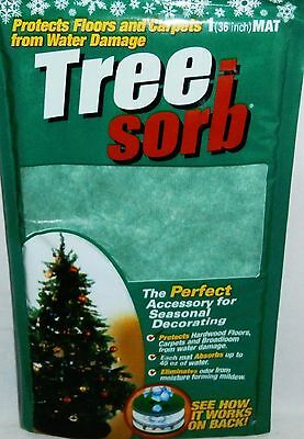 TREE--SORB  Protect Floor and Carpet from Water Damage