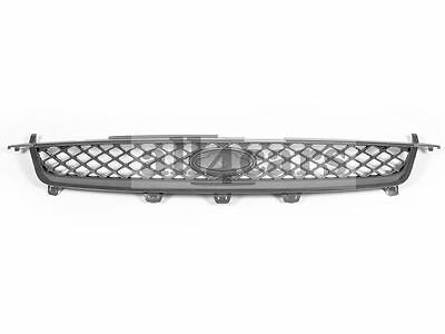 Ford Fiesta 2005 - 2008 Front Bumper Bonnet Top Radiator Grille
