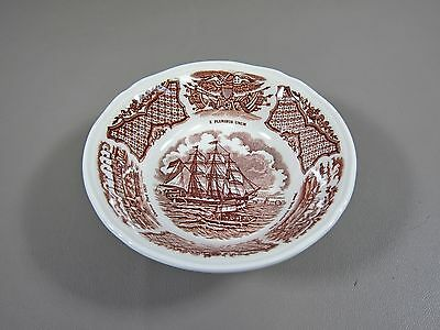 Alfred Meakin FAIR WINDS Fruit/Sauce Bowl(s) Excellent! Multi Avail