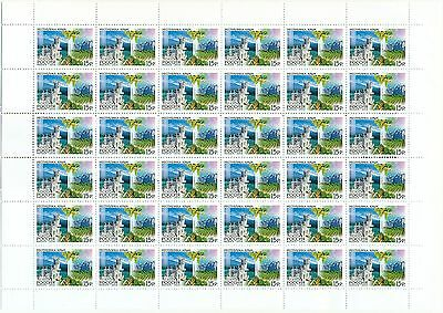 RUSSIA 2014 Full Sheet Regions of Russia, Crimea MNH
