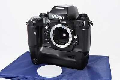 Nikon F4E Body F4 From Japan [Very Excellent]