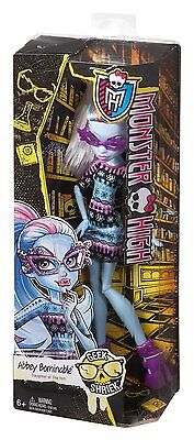 Monster High Geek Shriek Abbey Bominable Doll ~NEW IN BOX~