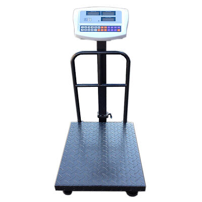 300KG Digital Industrial Heavy Duty Platform Scales Weight  40 X 50CM -W2