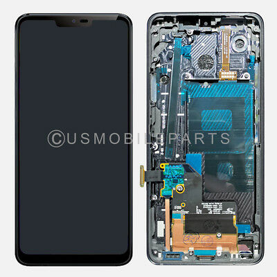 USA Display LCD Touch Screen Digitizer + Frame Replacement For LG G7 ThinQ G710