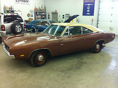 Dodge : Charger R/T 1969 dodge charger r t s matching 440 clean original calif car full docs