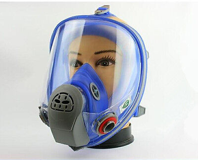 Hot For 3M 6800 Silicone Gas Mask Full Facepiece Respirator 7PCS Suit Painting
