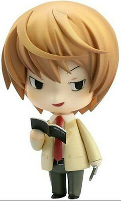 New Nendoroid 12 Death Note Light Yagami PVC Figure