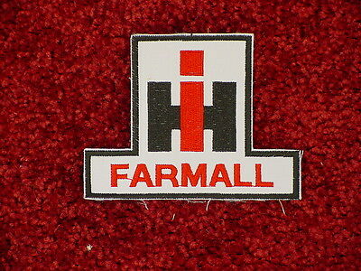 International Harvester - (2)  Farmall Patches