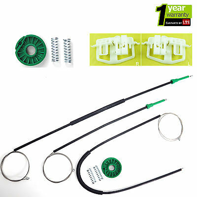 Ford Fiesta 2/3 Doors Window Regulator Repair Kit Front Right O/s Driver Side