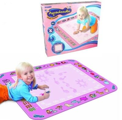 Tomy 72014  Pink Aquadoodle AquaDraw Kids Water Magic Classic Large Drawing Mat