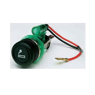 Prise adaptateur allume cigare lumineux voiture camion fourgon 12V