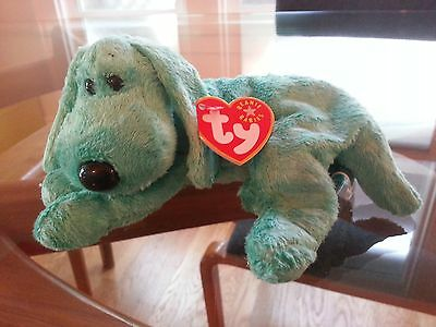 'Diddley' the Dog Ty Beanie Baby - MINT - RETIRED