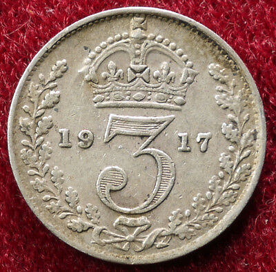 GB 0.925 Silver Threepence (Choose the Year) Fine or better