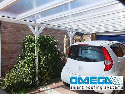 Lean To Conservatory Roof Kit Diy 3m Projection Self