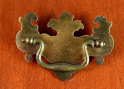 "Vintage KEELER BRASS Chippendale Furniture Pull / Handle ""ONE ONLY"""