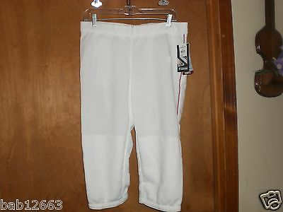 Majestic Cool Base Ladies Baseball Pants Size Large NEW With Tags !