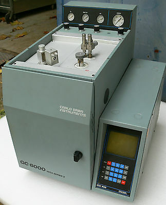 Gas-Chromatograph Carlo Erba GC 6000 Vega Series 2  #118