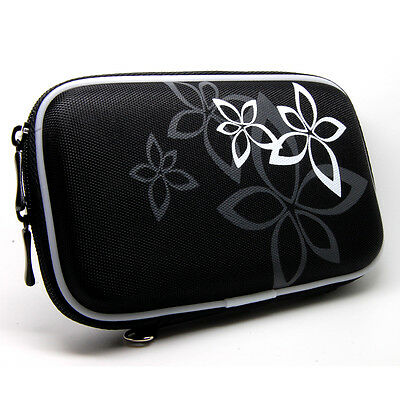 Hard Carry Case Bag Protector For Disk Western Digital Wd Elements Portable Hdd