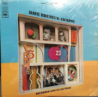 Jackpot By Dave Brubeck Vinyl LP Record Used