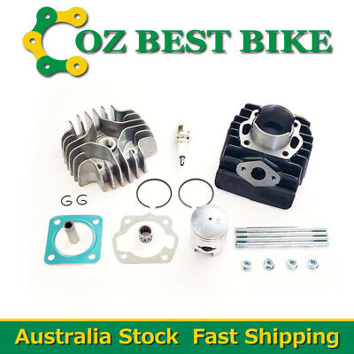 Suzuki Lt-A50 2002-2005 Lt50 Jr50 1985-2006 Cylinder Piston Ring Gasket Kit