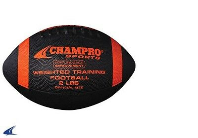 Champro Official Weighted Football  (NEW)