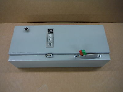 GE Control 200 Combination Starter CR207D104MAA