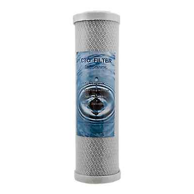 "10"" Block Carbon CTO Filter Cartridge For Reverse Osmosis & Other Filtration"