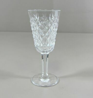 Waterford Crystal ALANA Sherry Glass(es) Multi Avail  Excellent!