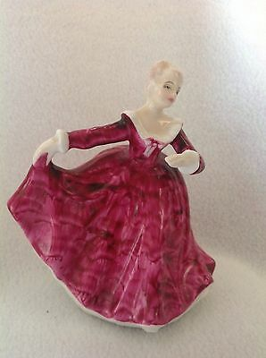 Peggy Davies Royal Doulton Lady Figurine HN3213 Kirsty signed