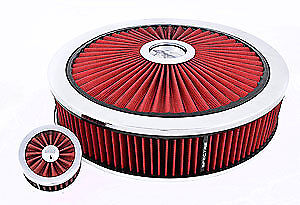Spectre 847622 Extraflow Air Cleaner; Includes: