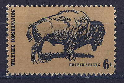 ESTADOS UNIDOS/USA 1970 MNH SC.1392 Wildlife conservation