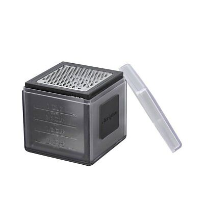NEW Microplane Cube Grater Black (RRP $53)